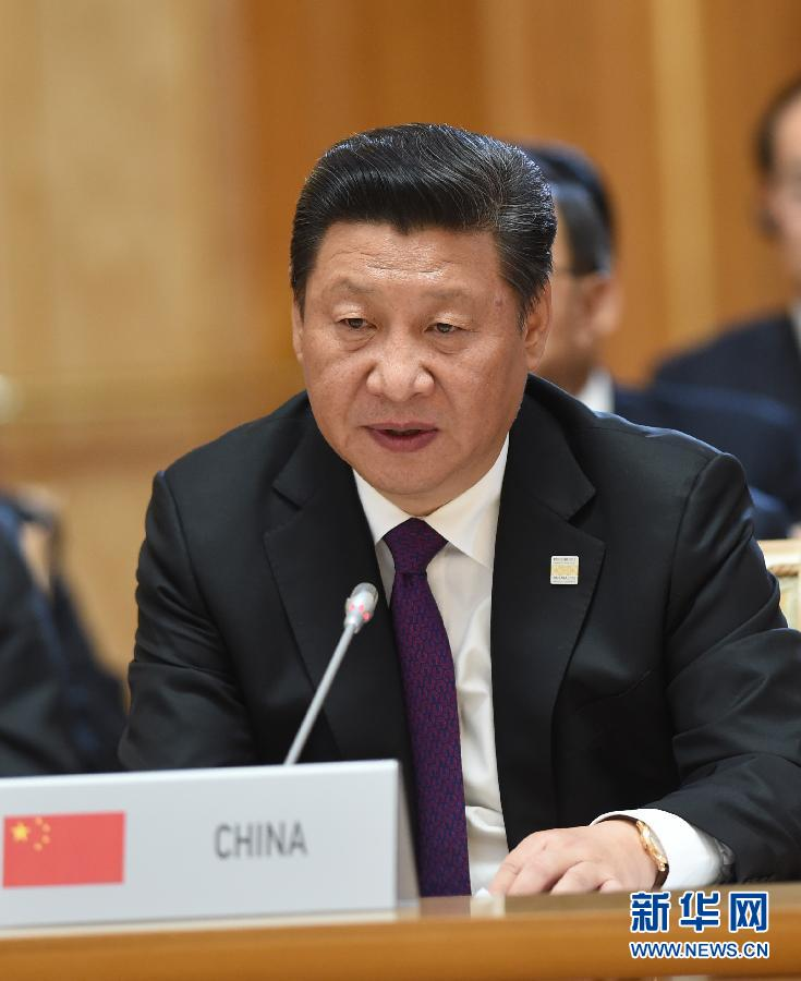 Си Цзиньпин призвал к укреплению сотрудничества БРИКС в борьбе с терроризмом