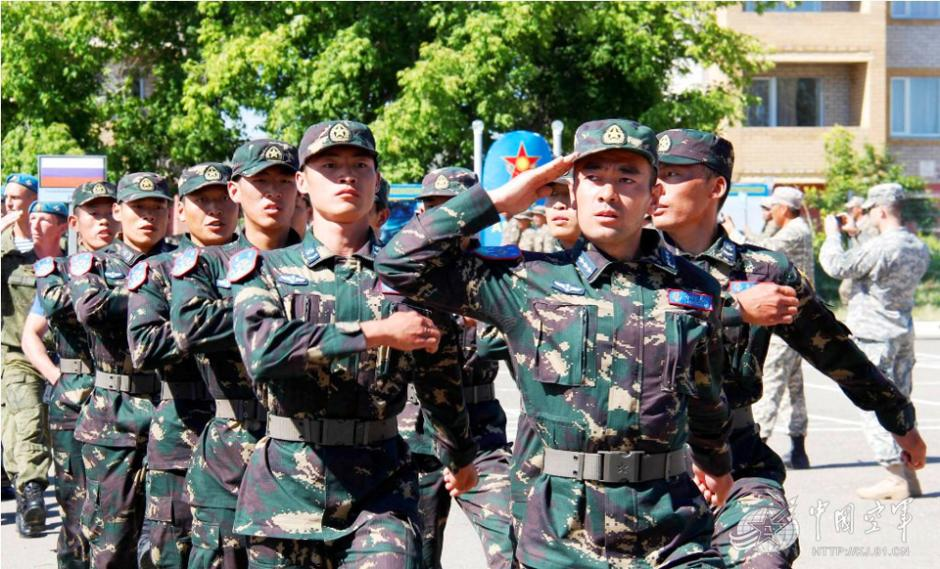 Китай занял первое место на международном турнире спецподразделений в Казахстане