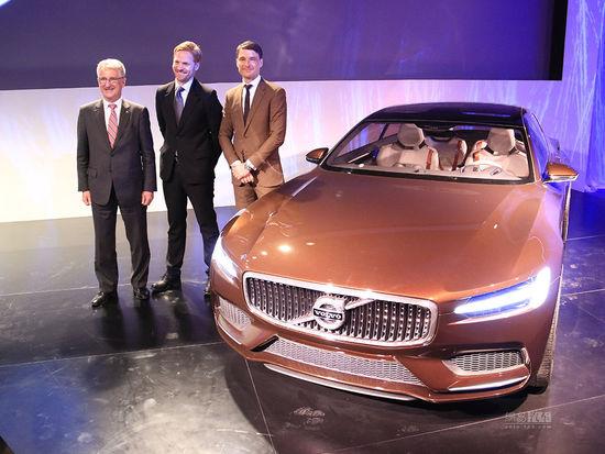Открылся Пекинский международный автосалон в Пекине