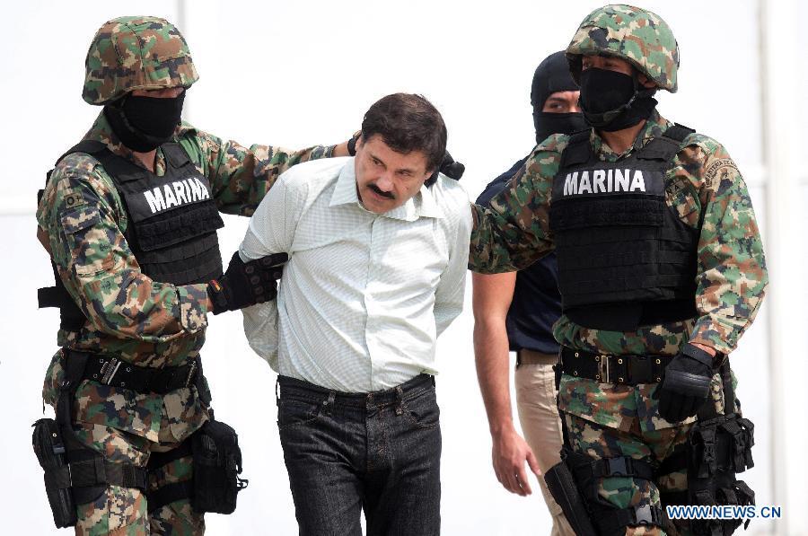 Самый влиятельный наркобарон Мексики сбежал из тюрьмы