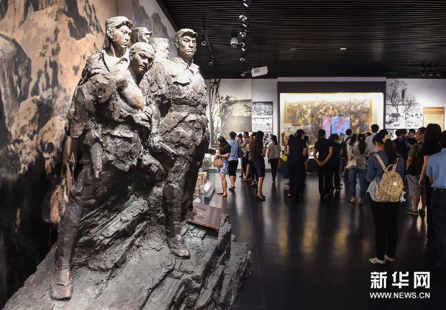 Архив:Китайский фронт был главной ареной сопротивления японским захватчикам и главным восточным фронтом мировой антифашистской войны
