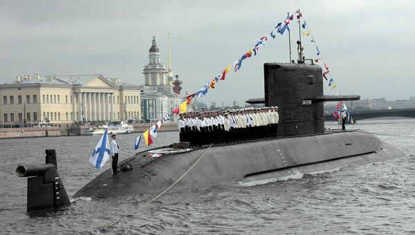 День ВМФ в Петербурге отметят фестивалем «Морские дьяволы»