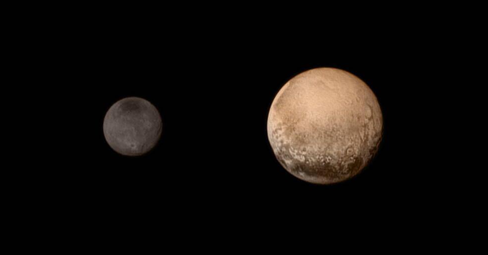 Миссия New Horizons: девятилетний путь к Плутону