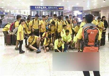 """台湾""""单车天使""""抵沪 将开启1258公里公益骑行"""