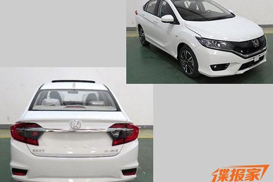 东风本田全新紧凑车型申报图-将上市热门合资家轿 卡罗拉油耗4.7升高清图片