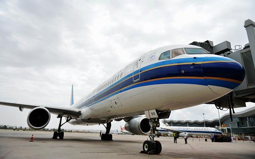 """China Southern Airlines открыла новый рейс из аэропорта """"Пулково"""" в Ланчжоу с пересадкой в Урумчи"""