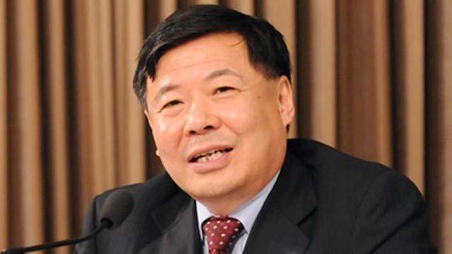 Архив:Чжу Гуанъяо, Заместитель министра финансов КНР