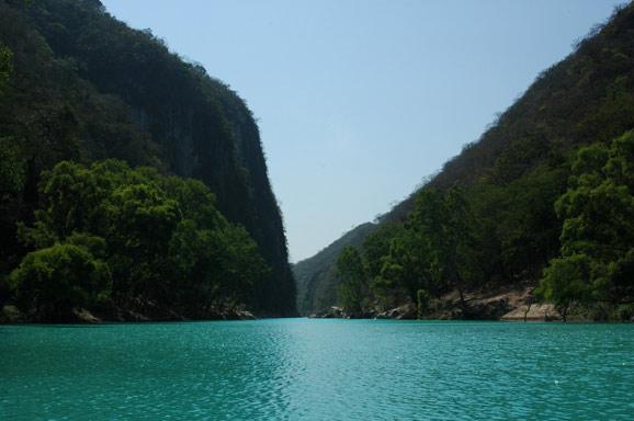 墨西哥鲜为人知的绝美风景,你可知道?