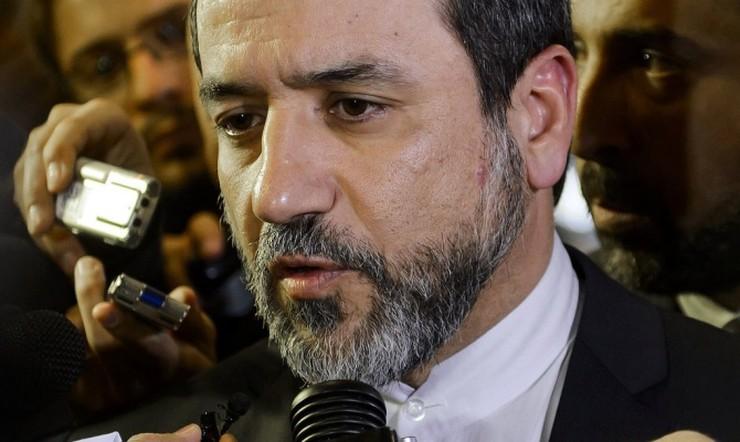 Аббас Аракчи  Заместитель министра иностранных дел Ирана по правовым и международным вопросам