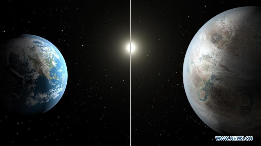 НАСА объявила об открытии наиболее приближенной по размерам к Земле планеты, которая потенциально пригодна для жизни
