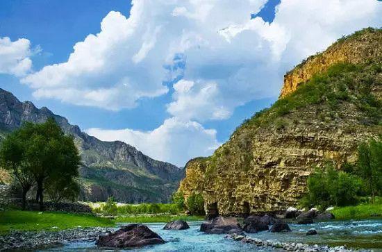 京郊大峡谷盘点 大自然鬼斧神工之作都在这