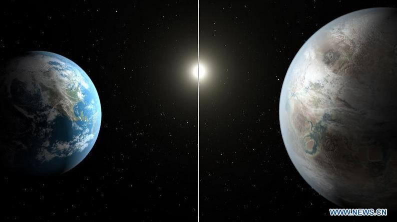 Американское космическое агентство NASA нашло в созвездии Лебедя планету, похожую на Землю