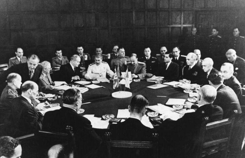 Архив:Документ помог в создании международного порядка после Второй мировой войны