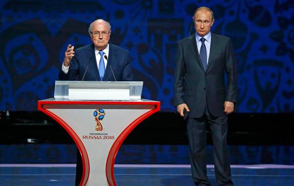 Жеребьевка отборочных турниров состоялась в субботу в Санкт-Петербурге