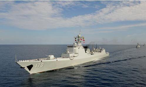 ВМС НОАК: маневры в Южно-Китайском море являются плановыми и отвечают всем международным нормам