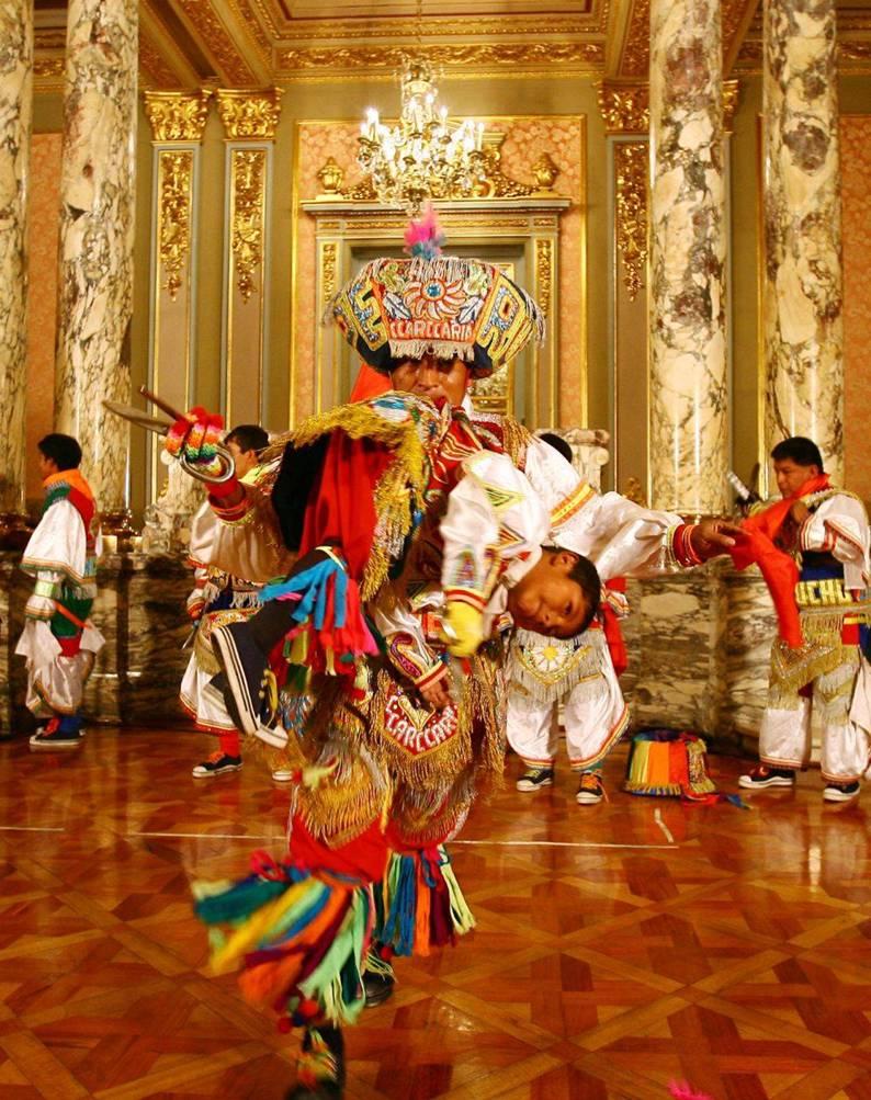 Perú y China se unen a través de la música(foto de archivo)