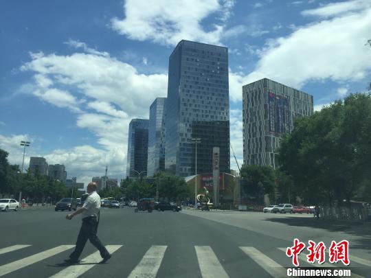 Чтобы ослабить давление на центр столицы, район Тунчжоу сделают вторым центром Пекина