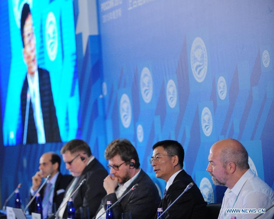 Руководители ведущих СМИ стран ШОС встретились в Москве