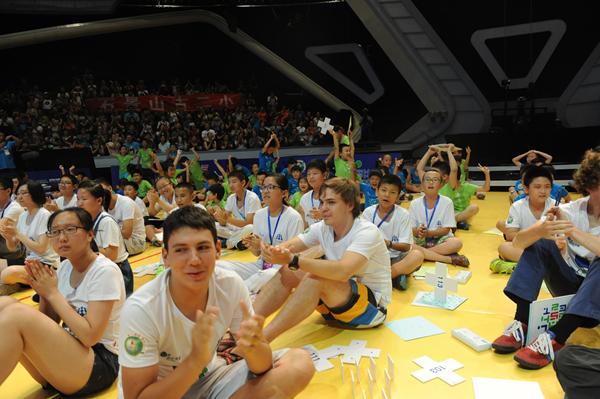 200 любителей Судоку установили мировой рекорд Гиннесса