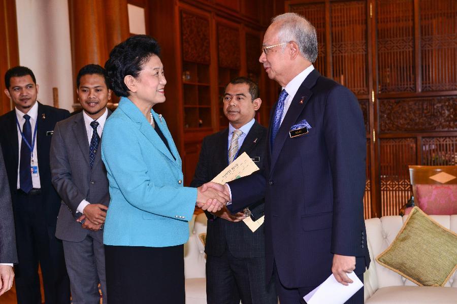 La Chine et la Malaisie promettent de promouvoir les relations bilatérales