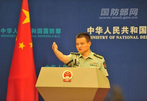 Китайские ВМС проводят в Южно-Китайском море плановые десятидневные учения