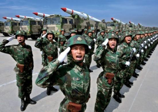 Стратегическая ракетная военная часть Народно-освободительной армии Китая (Второй артиллерийский корпус НОАК)