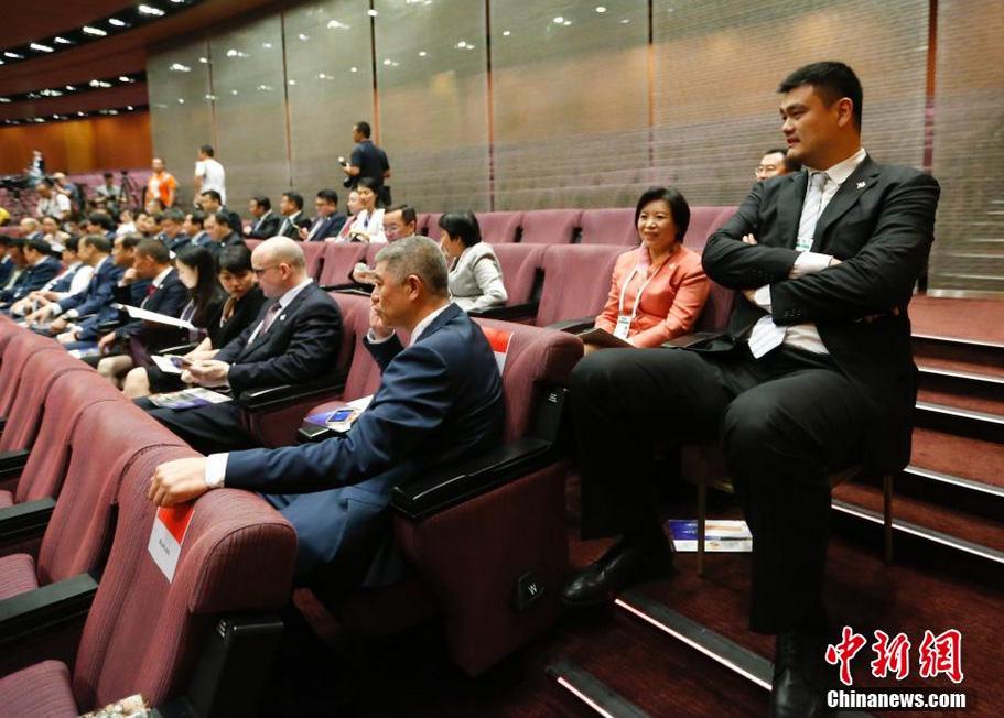 Yao Ming : les Jeux d