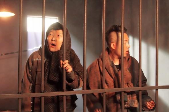 江演的抗日喜剧_马苏,李倩等联袂主演的抗日传奇剧《秀才遇到兵》将于8月5日登陆江苏