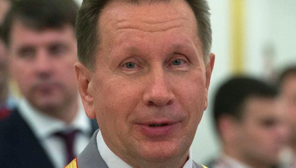 Экс-глава службы безопасности Путина отчитался о доходах