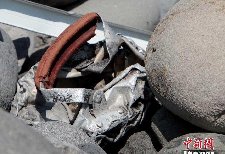 На французском острове Реюньон найден еще один фрагмент самолета