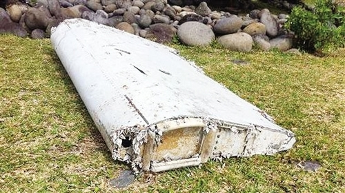 Министр транспорта Малайзии подтвердил, что флаперон принадлежал Boeing 777