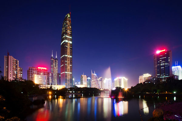 Шэньчжэнь становится инновационным центром Китая