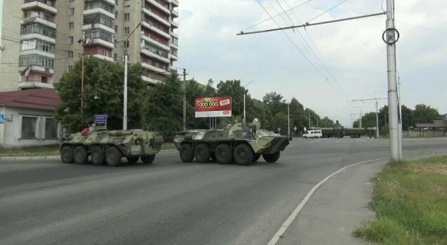 Шесть боевиков уничтожены в результате КТО в Кабардино-Балкарии