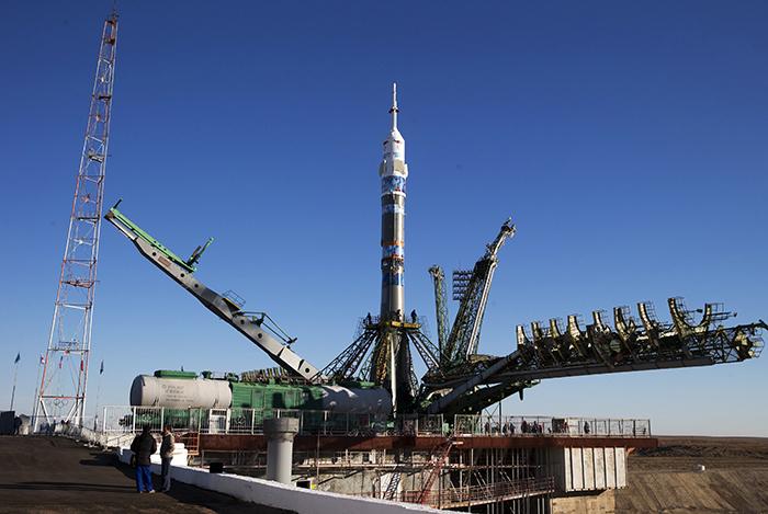 В России создан новый вид вооруженных сил - Воздушно-космический