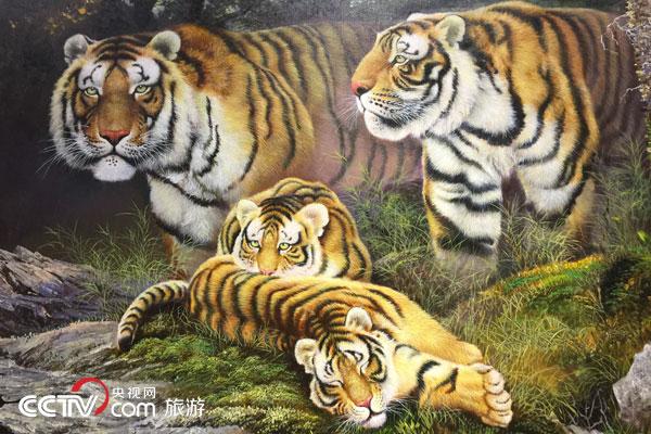 国际动物的想象绘画大全