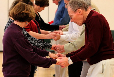 The magic of dance is to bypass mere thought and speak directly to the heart! And nowhere is this more true than the Argentine Tango. In its birthplace of Buenos Aires, the dance is proving a boon to patients with symptoms of Parkinson