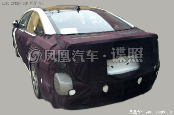 北京现代索纳塔九混动版有望年底上市高清图片
