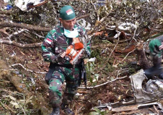Indonesia Plane Crash All 54 Bodies Recovered Cctv News