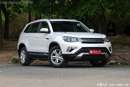 长安SUV新车计划曝光 或增至7款车型高清图片