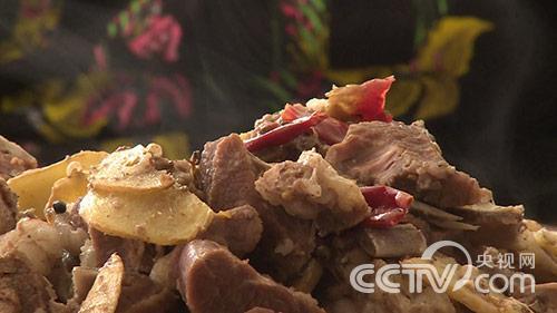 爱死个人的陕北美食
