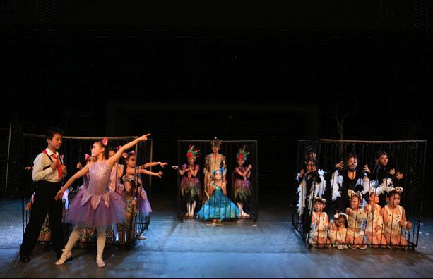 大型儿童歌舞剧《波光城的秘密》即将隆重上演