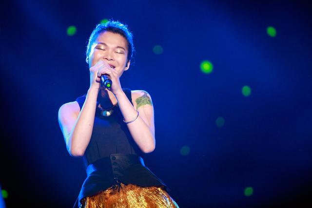 ...歌曲《野子》在第二季《中国好歌曲》(在线观看)中脱颖而出她...