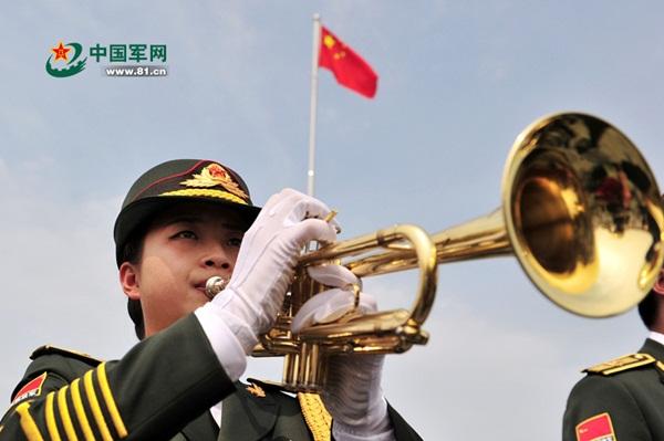 الفرقة الموسيقية العسكرية لجيش التحرير الشعبي الصيني
