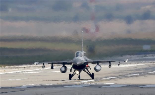土耳其首次参与联盟空袭极端组织