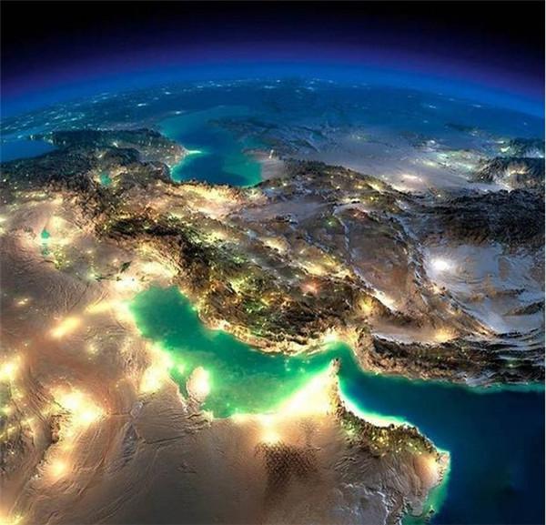 NASA captura las fotos del paisaje nocturno alrededor de la Tierra