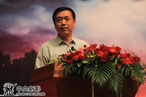 国家新闻出版广电总局电影局局长张宏森