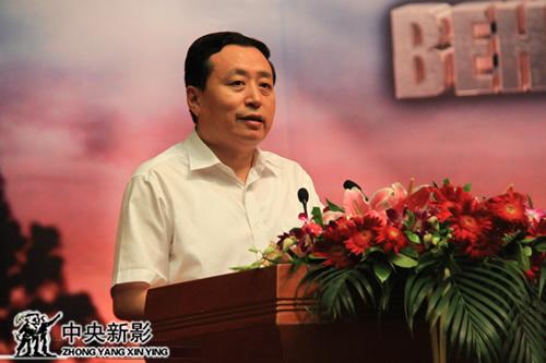 中共山东省委常委、宣传部长孙守刚