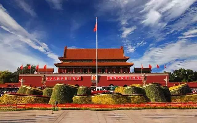 我国将在北京天安门广场隆重举行阅兵仪式