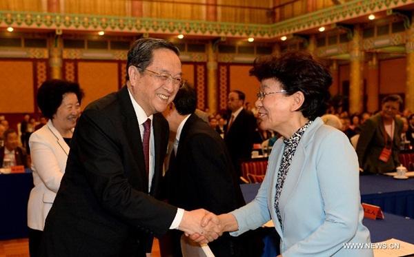 يحضر المنتدى ممثلون عن هونج كونج وماكاو وتايوان ومناطق أخرى بالخارج