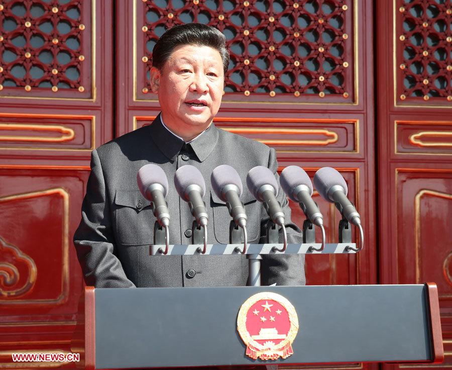 Journée de la Victoire : texte intégral du discours du président chinois Xi Jinping